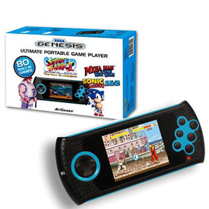 Retro Isle Third Party Handheld Consoles
